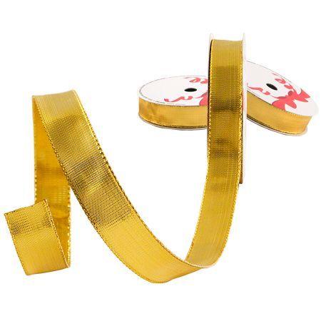 Лента плътно злато 15мм. - цена на едро