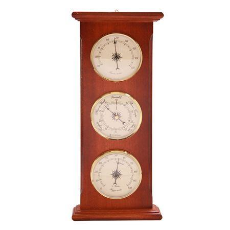 Термометър, барометър , хидром. 3в1