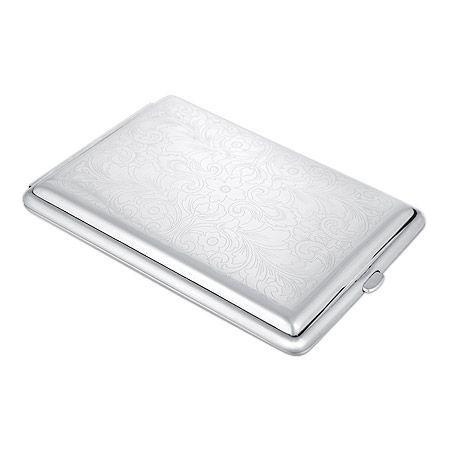 Табакера Silver
