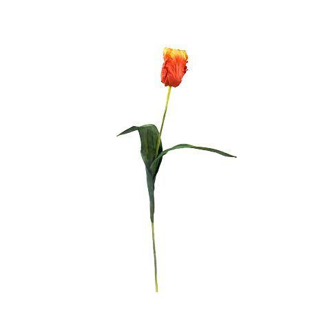 Лале оранжево 57см.