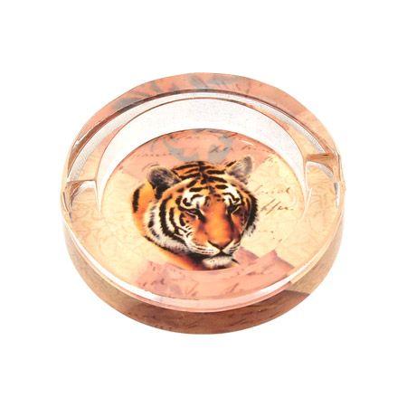 Пепелник тигър малък