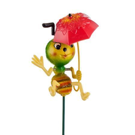 Декорация пчеличка с чадърче