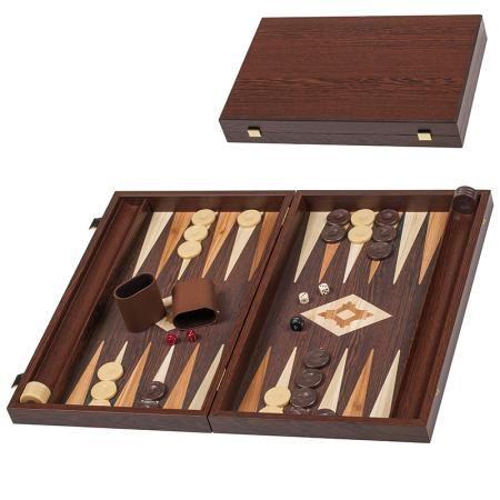 Табла - дървена, тъмно кафява