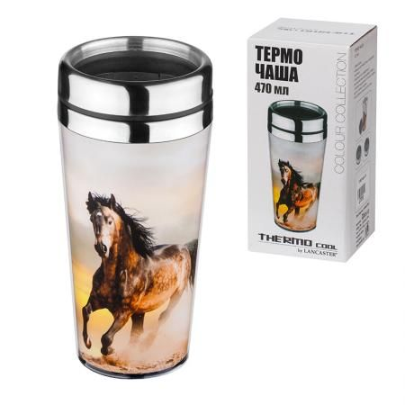 Термо чаша кон