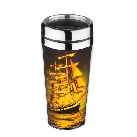 Термо чаша кораб