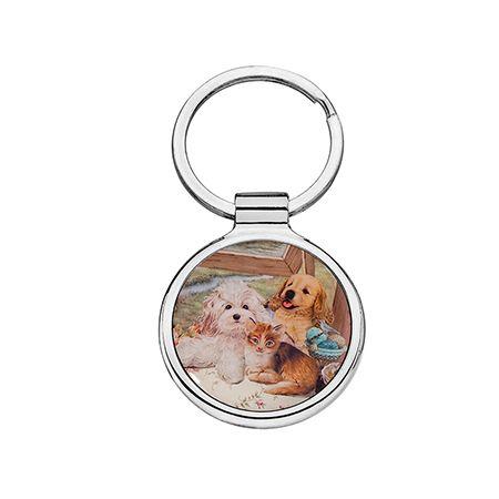 Кученца ключодържател