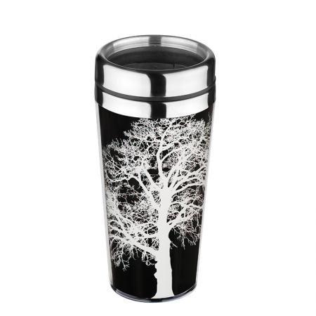 Термо чаша Дърво