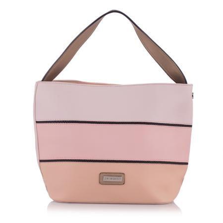 Дамска розова чанта PIERRE CARDIN La Mer