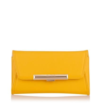 Дамска жълта чанта PIERRE CARDIN Coquette