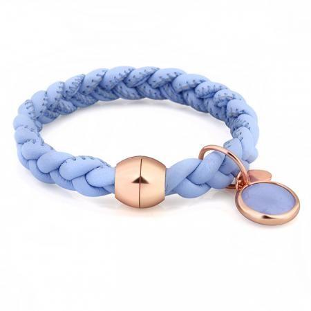 Дамска синя гривна - ROSSI
