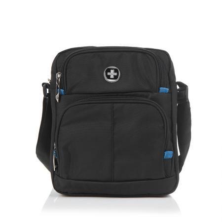 Черна чанта - SWISSDIGITAL