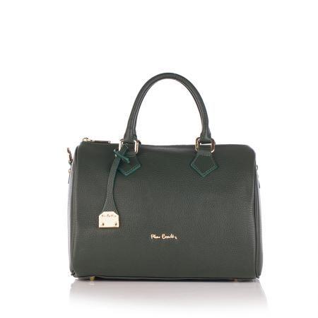 Дамска чанта STYLE зелена - PIERRE CARDIN