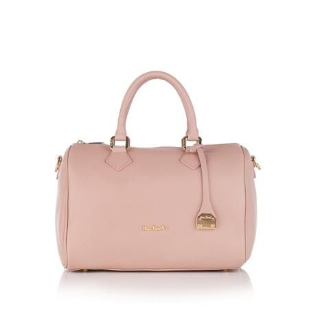 Дамска чанта STYLE розова  - PIERRE CARDIN