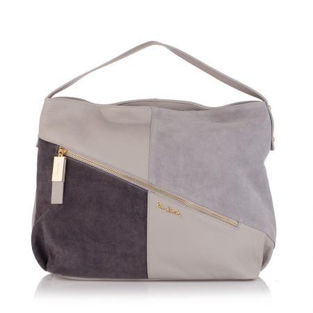 Дамска чанта от естествена кожа  - Perla