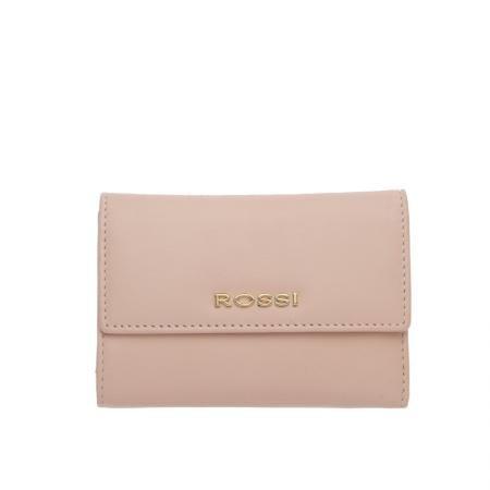 Дамско портмоне в светло розово - ROSSI