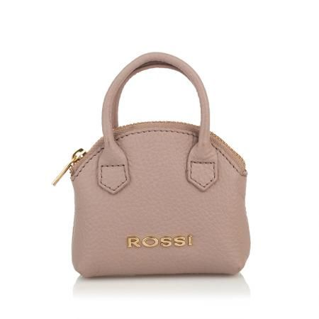 Дамски ключодържател цвят Blush - ROSSI