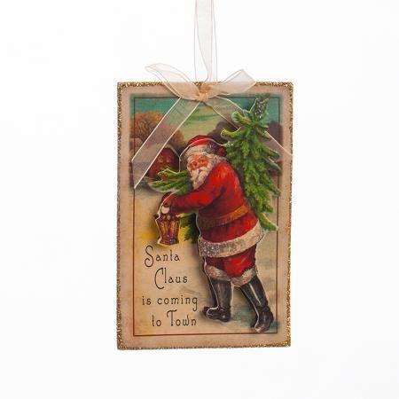 Картичка Дядо Коледа
