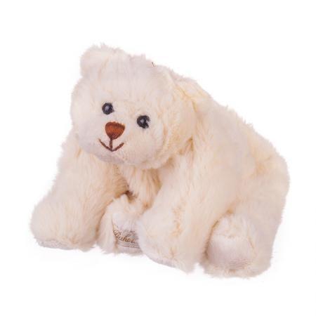Плюшенa играчка полярна бяла мечка