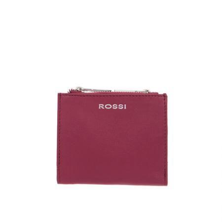 Дамско портмоне цвят Малина - ROSSI