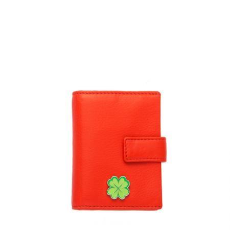 Картодържател на късмета цвят Оранжево - ROSSI