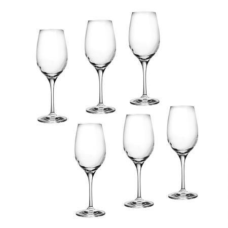 Invino 6 чаши за бяло вино