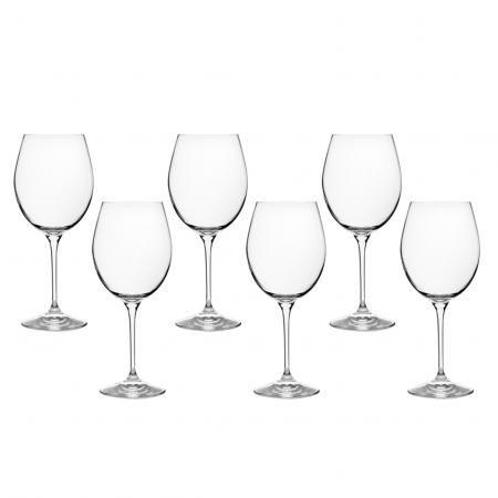 Invino 6 чаши за  червено вино
