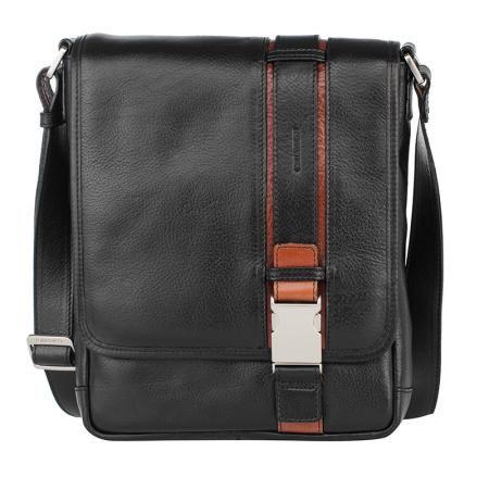 Mъжка чанта за през рамо - CHIARUGI