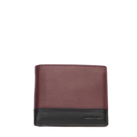 Мъжки портфейл бордо - CERRUTI
