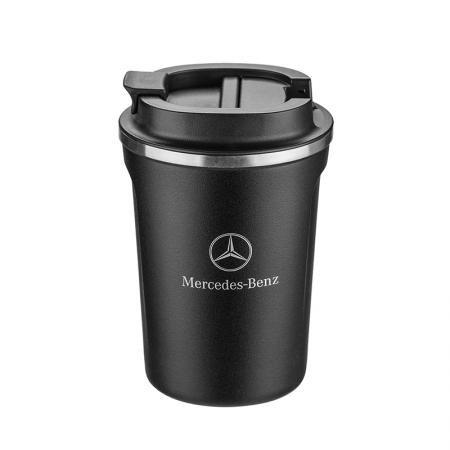 Термо чаша с лого на Mercedes