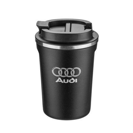 Термо чаша с лого на Audi