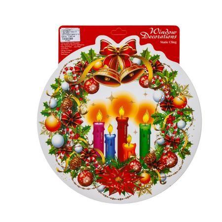 Стикер свещи