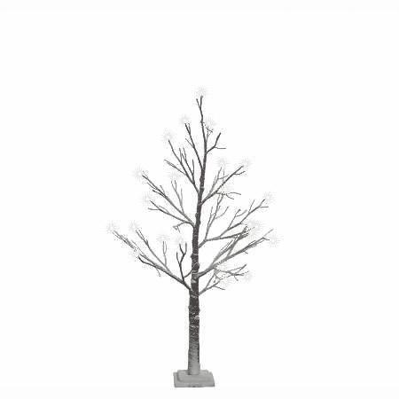 Светещо снежно дърво 25LED