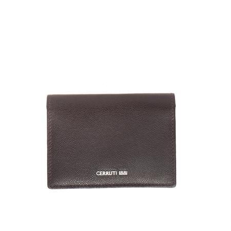 Малък кафяв портфейл - CERRUTI