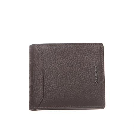 Мъжки кафяв портфейл - CERRUTI