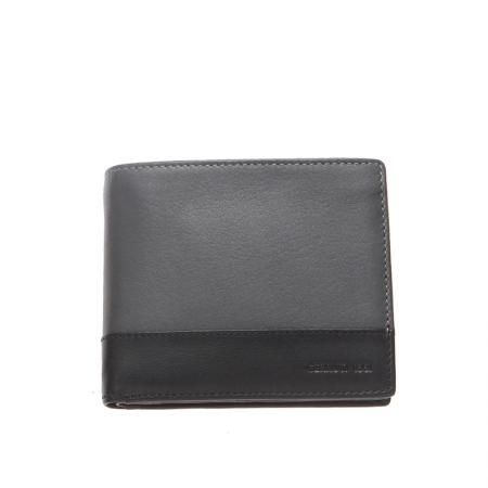 Мъжки портфейл сив - CERRUTI