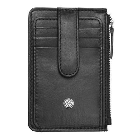 Мъжки мини портфейл SILVER FLAME с лого на Volkswagen