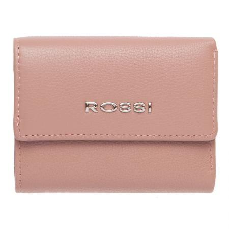 Дамско портмоне цвят Пепел от рози - ROSSI