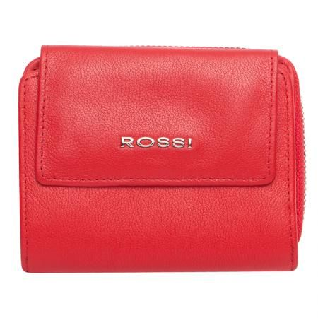 Дамско портмоне цвят Червен - ROSSI