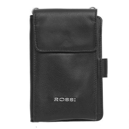 Дамско портмоне цвят Черен - ROSSI