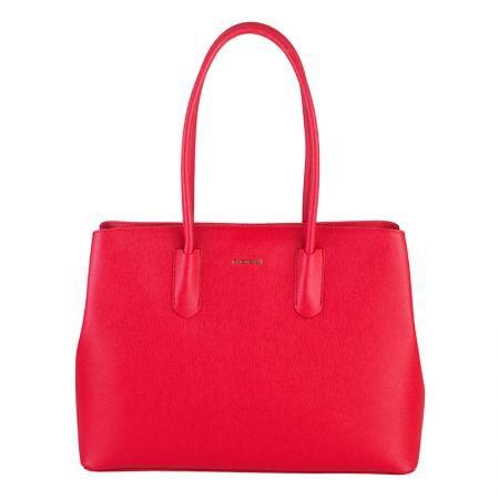 Дамска чанта цвят Малина - ROSSI
