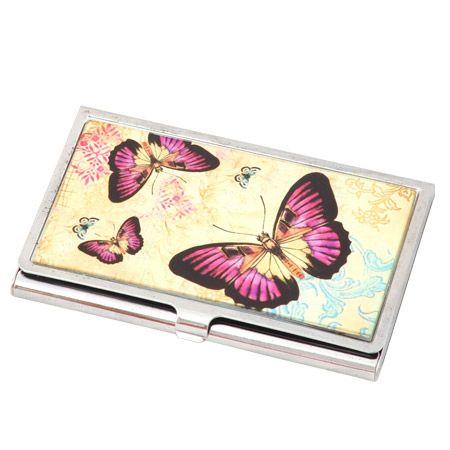 Визитник пеперуда лилава