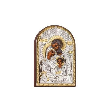 Икона Св.Семейство 6/8,5см.