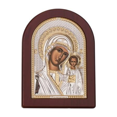 Икона Казанска Богородица 12 / 16 см.
