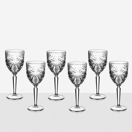 Oasis 6 чаши за ракия