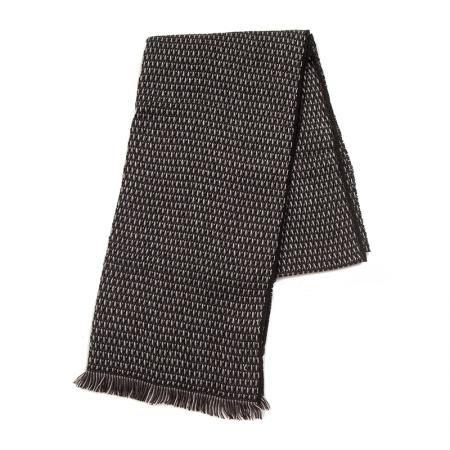 Мъжки черен шал