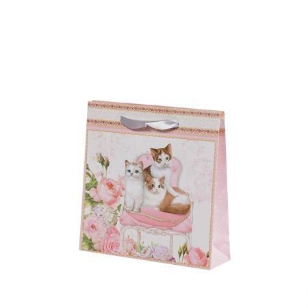 Котки харт.торба  1 бр. средна