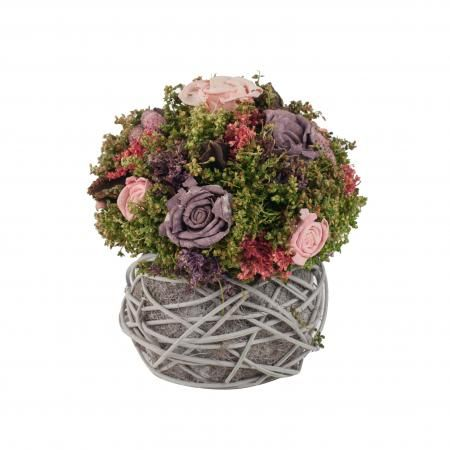 Декорация цветя