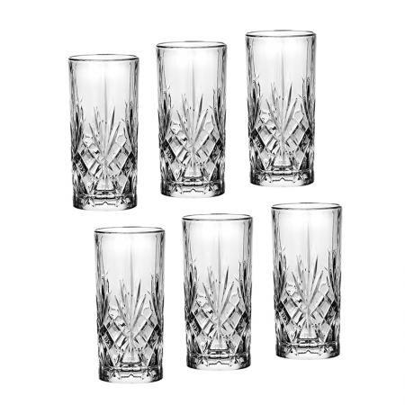 Melodia 6 чаши за вода