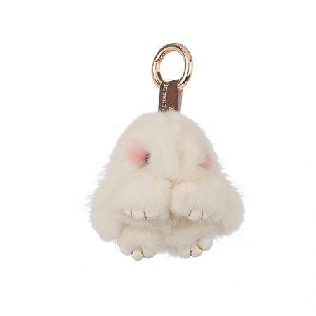 Ключодържател бяло зайче - ROSSI