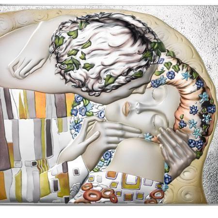 Целувката на Климт